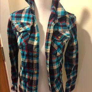Appaman kids flannel shirt
